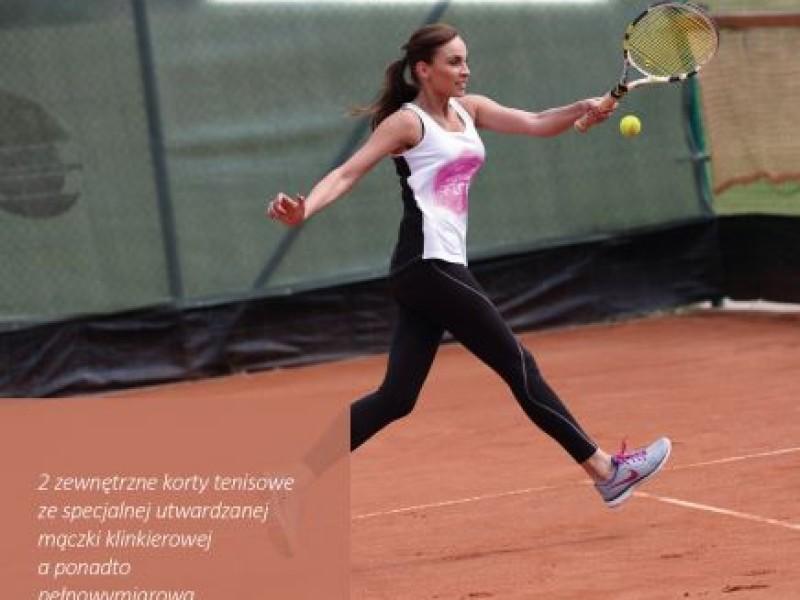 tenis zmiemny